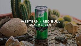 WESTERN - RED BULL