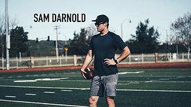 Sam Darnold, Josh Allen, and QB Summit