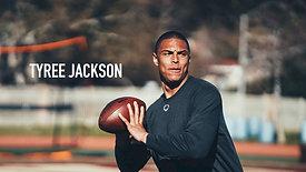 Tyree Jackson, Bills QB
