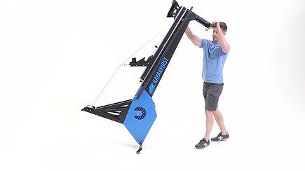 KayakFirst Kayak Ergometer/Paddling Machine
