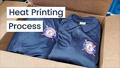 Heat Printing Process
