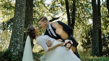 Helga & Berci Wedding Highlights (4K)