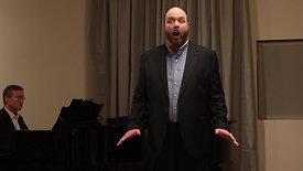 Roger Krebs - bass (Banco's aria from Macbeth)