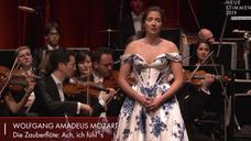 """NEUE STIMMEN 2019 - Final: Hélène Carpentier sings """"Ach, ich fühl's"""", Die Zauberflöte, Mozart"""