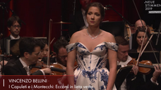 "NEUE STIMMEN 2019 - Final: Hélène Carpentier sings ""Eccomi in lieta vesta"""