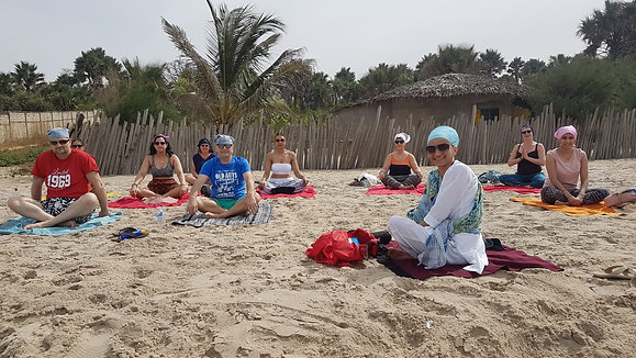 Heal from Within Yoga Retreat 2020
