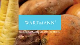 Wartmann® • Sous-vide gegaarde groenten