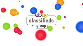 eBay: Classifieds Group promo