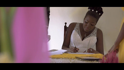 The Layne's Wedding Trailer