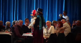 Prestation réalisée aux conventions à Chambéry