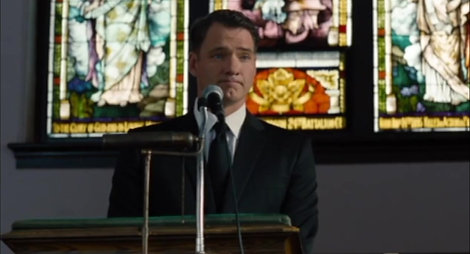 **RED2:DRAMA:Funeral Preacher