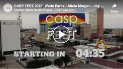 CASP FEST 2020: Wade Parks - Alicia Morgan - Joy Harris - Spivey