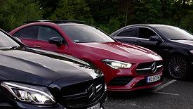 SUPER CARS X ALPINE FOOTAGE
