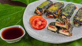 Рыбка из тофу