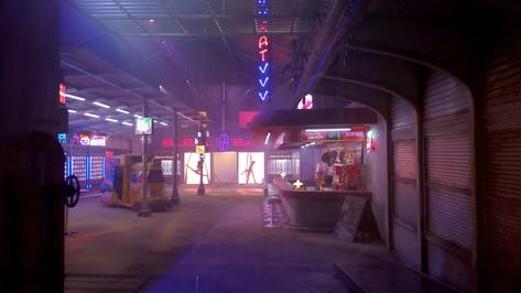 Bladerunner 2049 Experience
