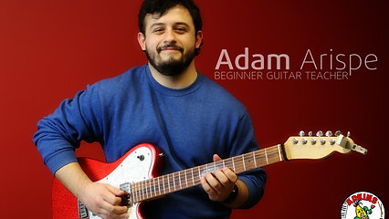 Adam Arispe Omaha Beginner Guitar Lessons