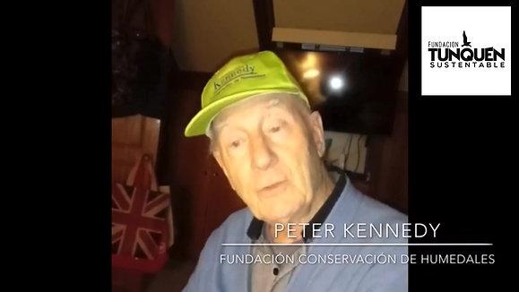 Peter Kennedy, Alberto Costoya y Cristián Paredes