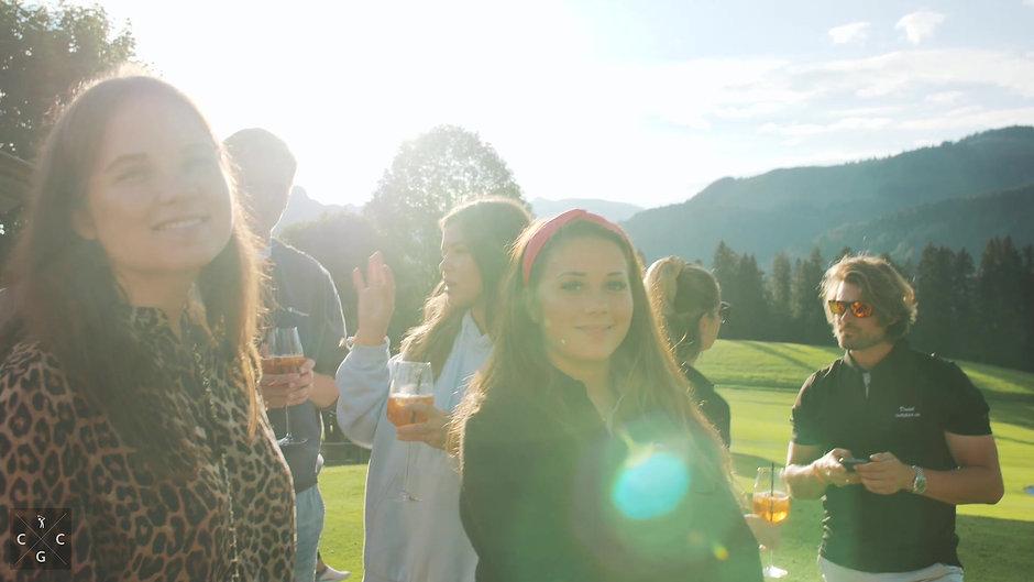Celebrity Golfcamp