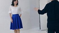宣材写真撮影2018金久保奈々子