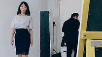 宣材写真撮影麻野裕香