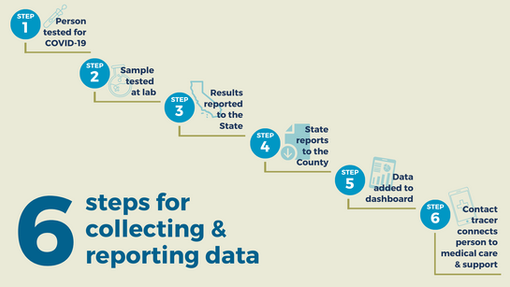 6 Steps for Collecting & Reporting COVID-19 Data