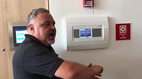 Sist contra vazamento de gás - alarme no apt e portaria