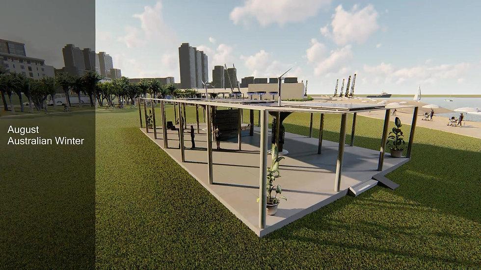 dynamic Pavilion