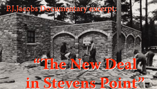 The New Deal In Stevens Point