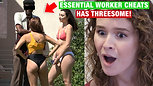 Essential Worker Caught Having Threesome! | To Catch A Cheater