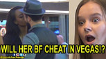 BF GETS REVENGE ON CHEATING GF WITH 2 ADULT STARS!