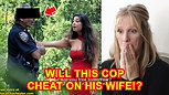 NYPD COP Caught Cheating with Young Woman!