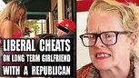 Will a Liberal Cheat with a Hot Republican?   To Catch a Cheater