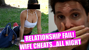 Husband's reaction to his Wife Caught Cheating - VERY UNEXPECTED