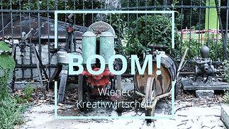 BOOM! Kreativwirtschaft 19. Bezirk / Döbling