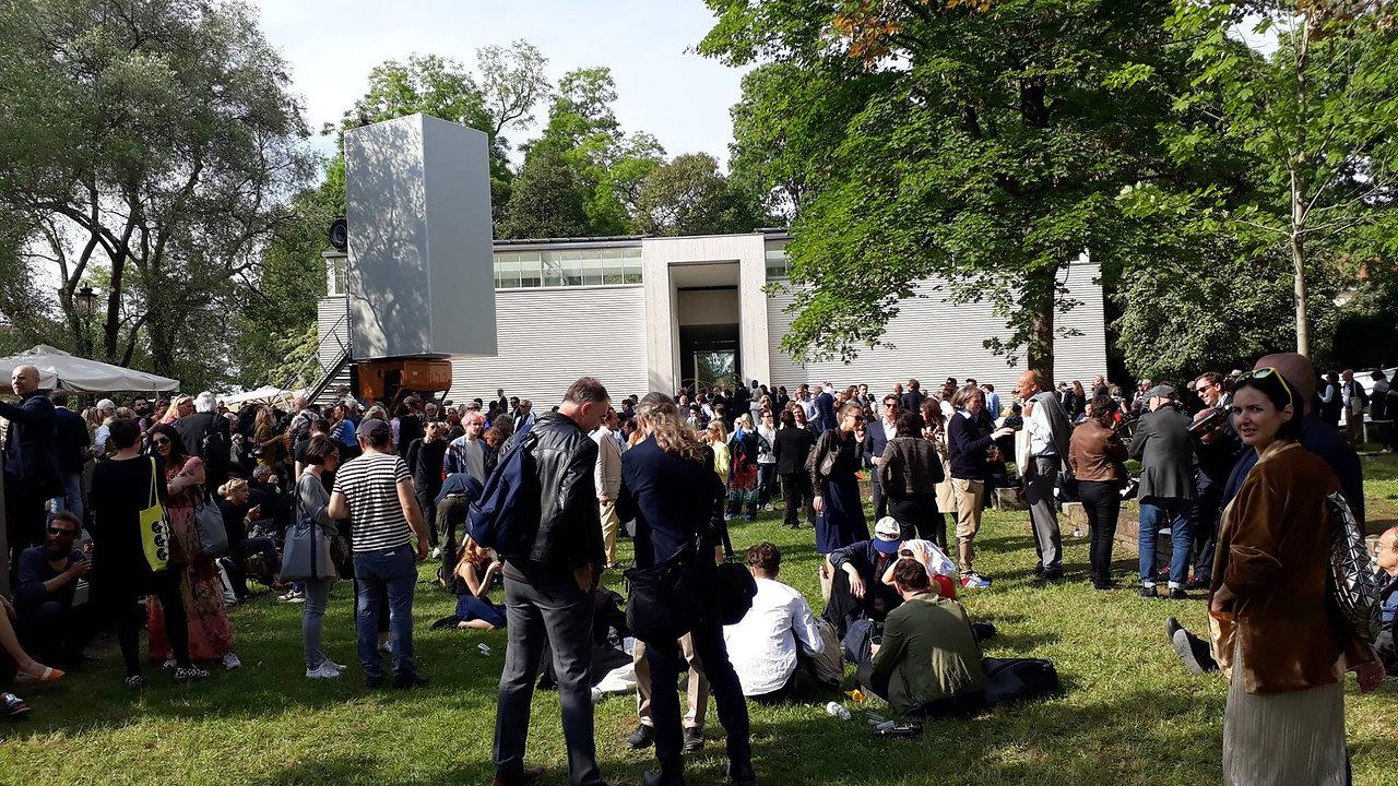 AUSTRIAN PAVILION | Biennale Arte 2017
