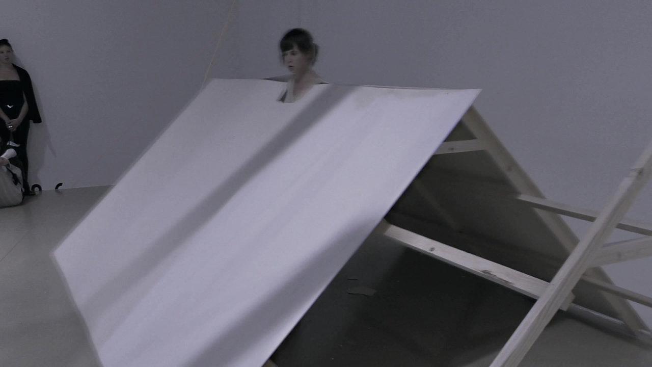 PERFORMANCE H13 im Kunstraum Niederoesterreich