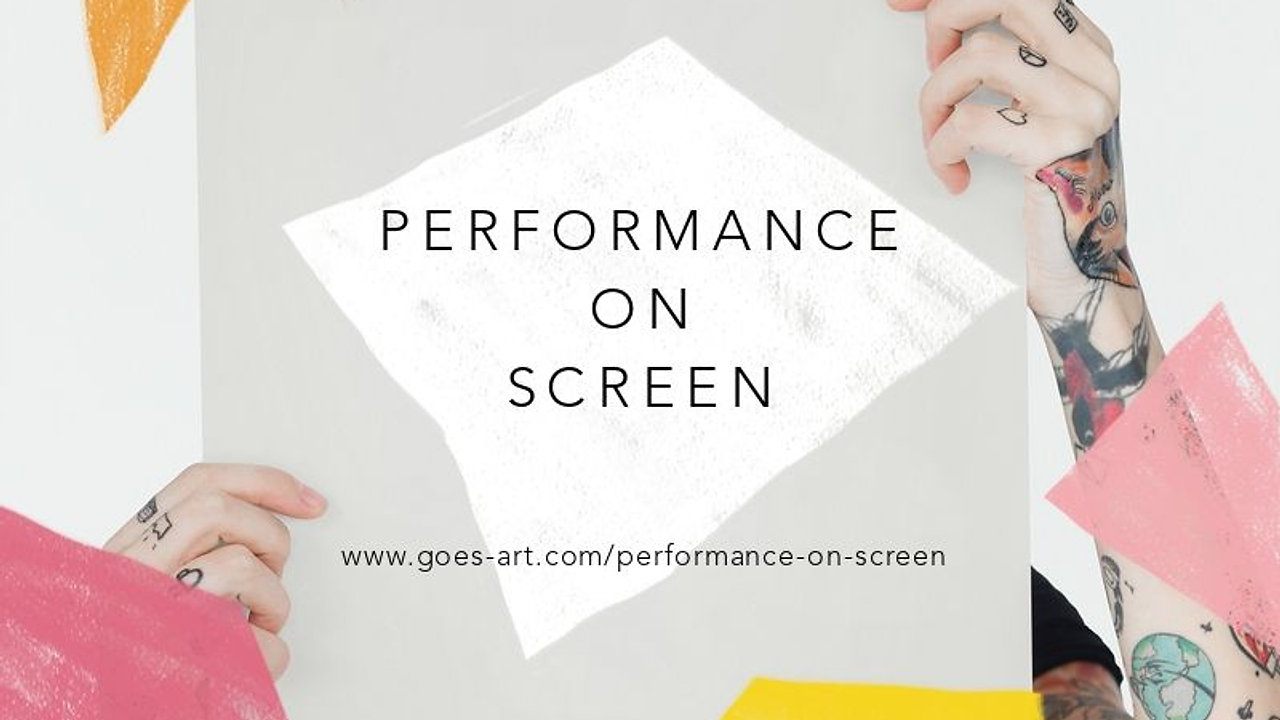 PERFORMANCE ]ON[ SCREEN