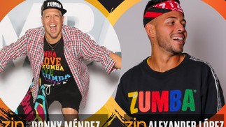 Special Zumba Class With Donny From NJ