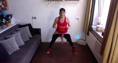 Zumba Fitness With Antamar Höveler