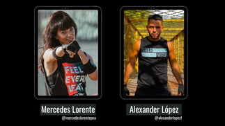 Strong Nation With Mercedes Lorente & Alexander López