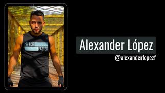 Strong Nation With Alexander Lopez