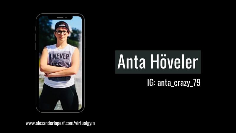 Fitness With Antamar Höveler