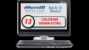 Part 13 Chlorine Generators