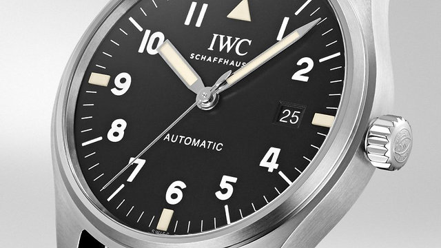 IWC Uhren bei Juwelier Jost Krevet in Hilden