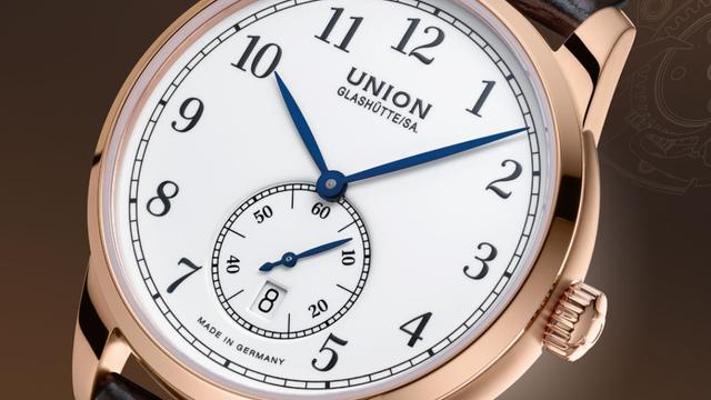 Union Glashütte Uhren bei Juwelier Jost Krevet in Hilden