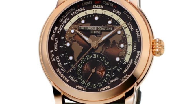Frederique Constant Uhren bei Juwelier Jost Krevet in Hilden