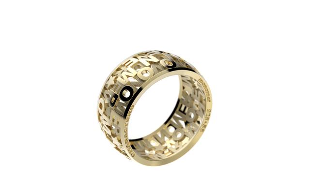 Monomer bei Juwelier Jost Krevet in Hilden