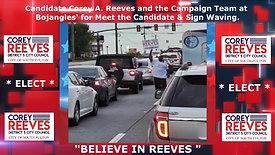 BELIEVE IN REEVES!