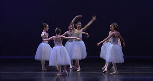 This is Chicago Ballet Arts