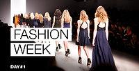 NY Fashion Week - Day 1